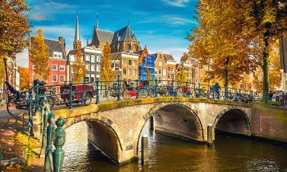 European Rivers, Canals & Cities Cruise